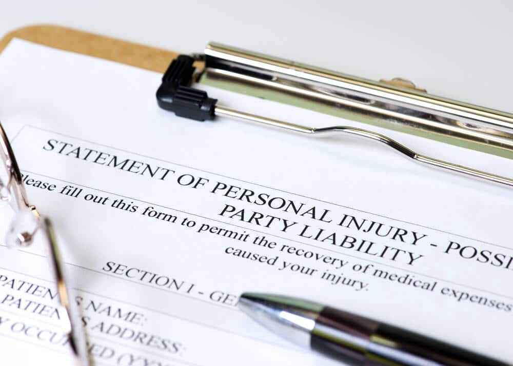 Winters and Yonkers Personal Injury Law Statute of Limitations