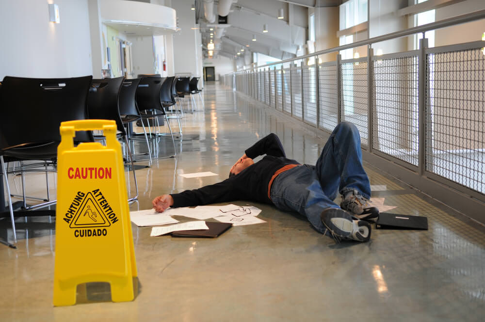 Winters Yonkers Tampa Proving Slip and Fall Accidents in Florida