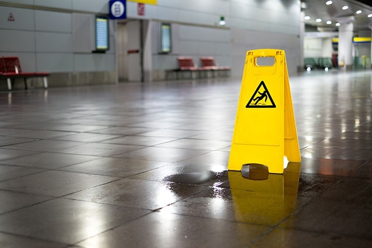 Slip and fall accident attorney in St Petersburg,FL