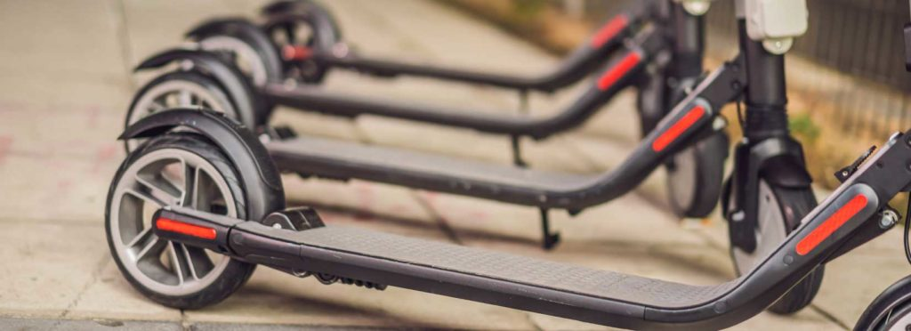 Safety Risks and Legal Implications of e-scooters