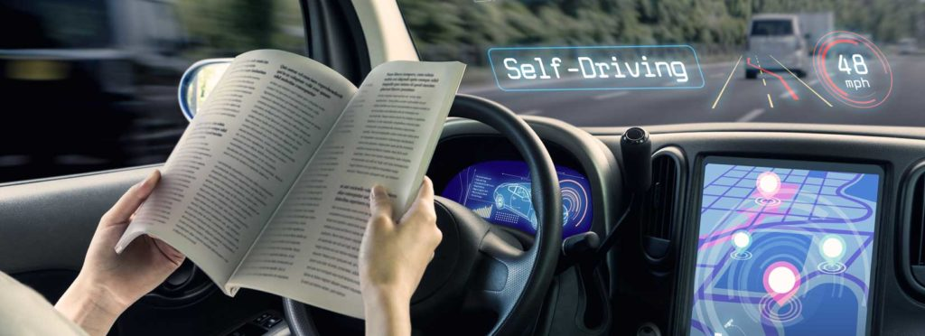 The Legal Issues Associated with Driverless Cars
