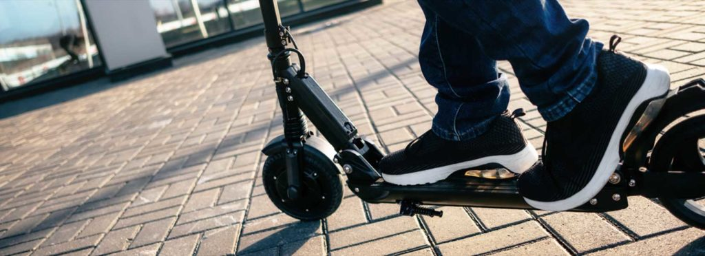 E-scooters Major Traffic Threat In South Florida
