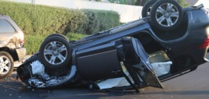 Causes-of-Rollover car accidents in Florida