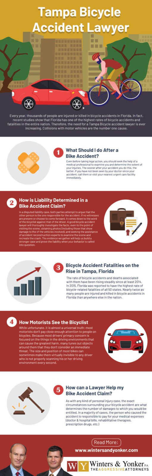 Tampa Bicycle Accident Lawyer 1