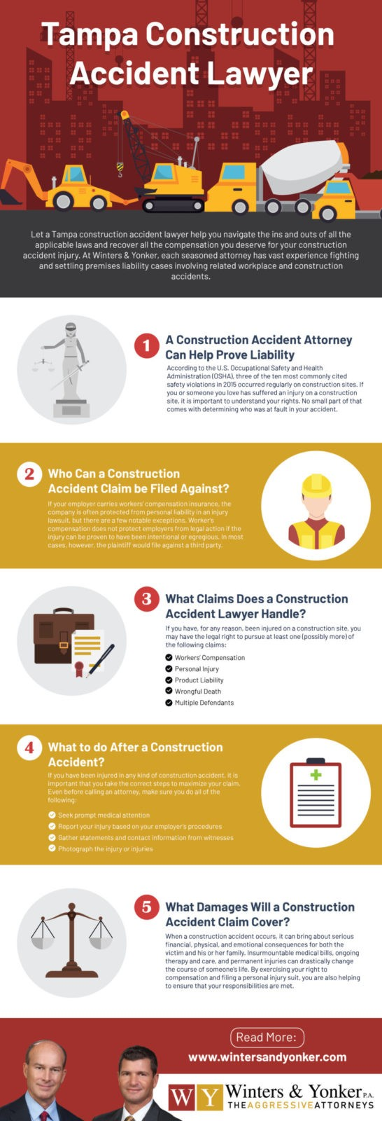 Tampa Construction Accident Lawyer 1