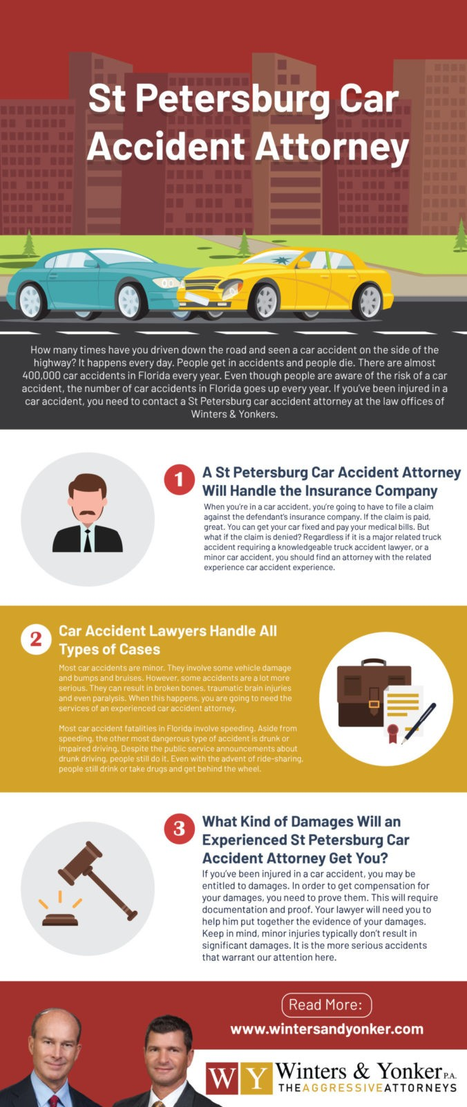 St Petersburg Car Accident Lawyer