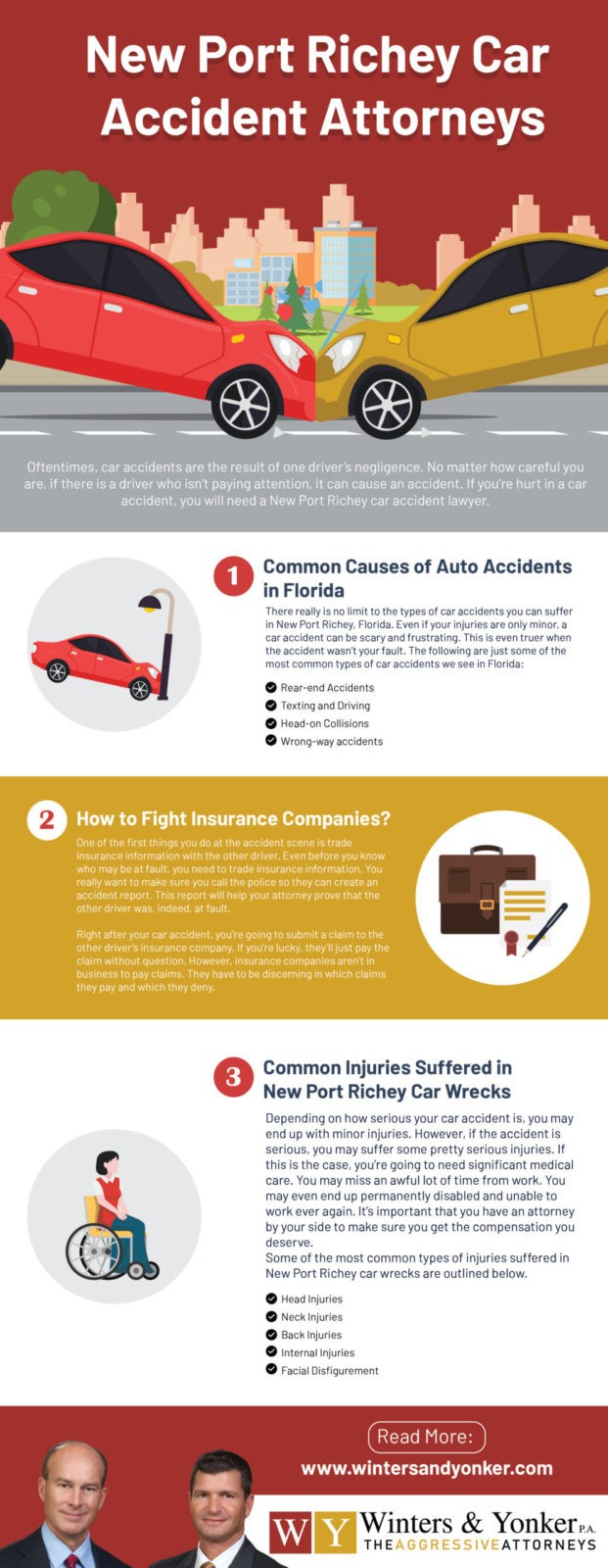 Car Accident Attorney New Port Richey