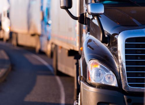 Contact our attorneys if you've been injured in a truck accident.