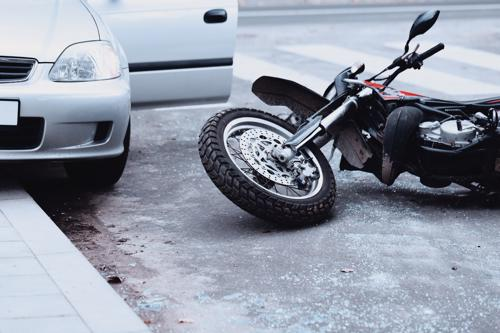 Our attorneys are here to help you recover damages caused by a motorcycle accident.