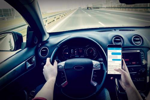 distracted driving in Tampa-teens